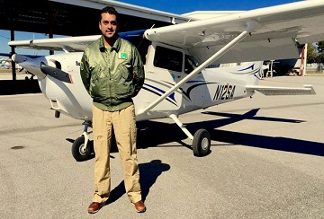 Fakhr-e-Alam-attempts-to-become-first-Pakistani-to-fly-around-the-world