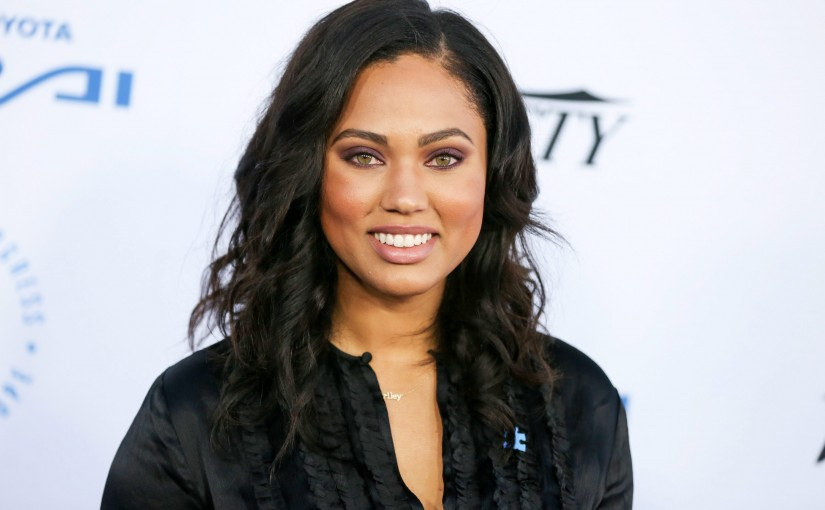 """FILE - In this Oct. 8, 2015 file photo, Ayesha Curry arrives at the Autism Speaks to LA Celebrity Chef Gala in Santa Monica, Calif.  Curry launched her first cookbook, """"The Seasoned Life: Food, Family, Faith, and the Joy of Eating Well."""" (Photo by Rich Fury/Invision/AP, File)"""